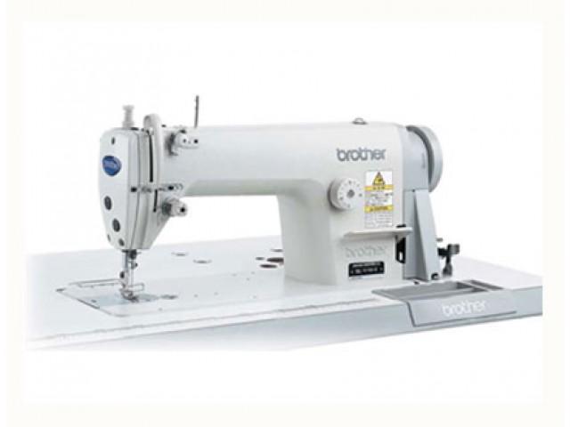 Máquina de coser industrial de puntada recta de una aguja