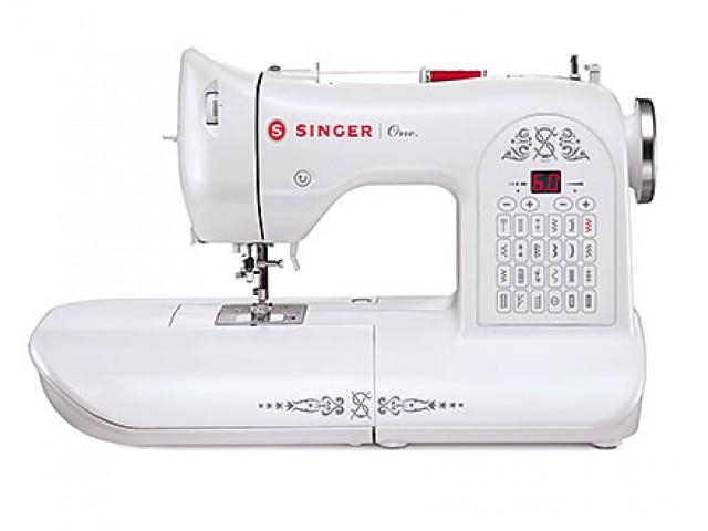 Maquina de coser Singer One Máquina