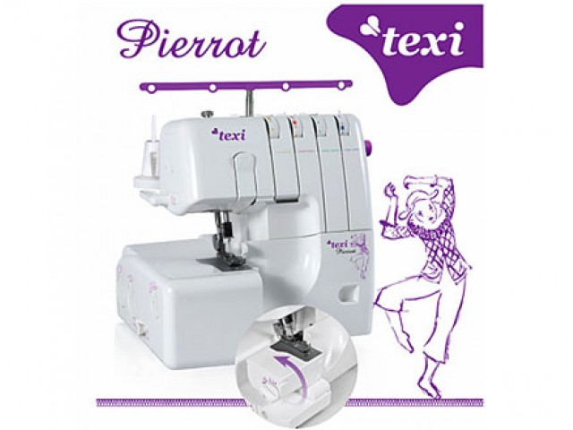 Remalladora Texi Pierrot