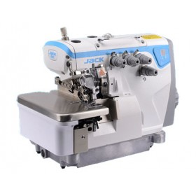 Máquina industrial overlock, Jack E4