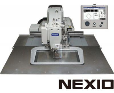Máquina de área programable con motor Direct Drive Brother BAS-34XH-800X380