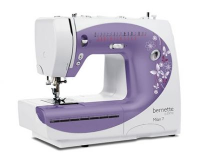 Bernette Milan 7 Sublime Máquina de coser