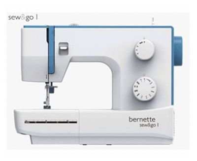 Bernette Sew&Go 1 máquina