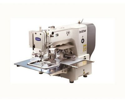 Máquina Industrial de área programable con motor Direct Drive Brother BAS-311HN
