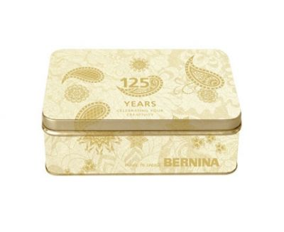 Kit aniversario Bernina 125  Golden Box