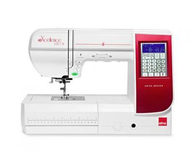 Máquina de Coser Elna 680+ Excellence