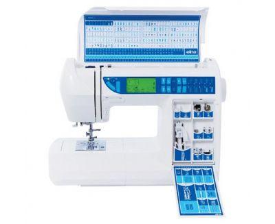 Machine à coudre Elna 660 Experience