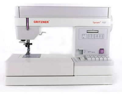 Maquina de coser Giztner tipomatic 1037