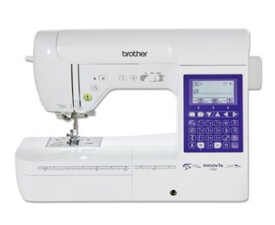 Maquina de coser brother F460