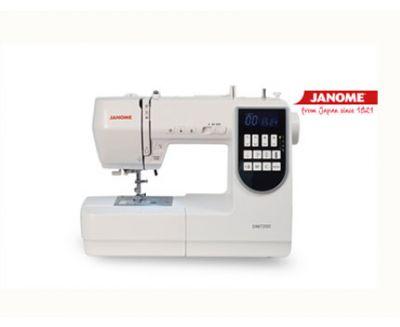 Máquina de coser Janome DC7200