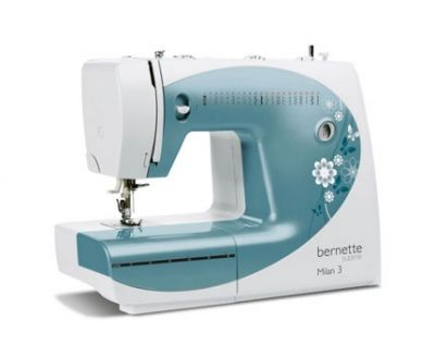 Bernette Milan 3 Sublime máquina de coser