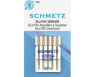Agujas Schmatz Overlock Serger ELx705