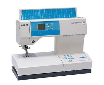 Pfaff Expresion 2028 maquina