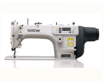 Máquina de una aguja y puntada recta con cortahilos. Brother S-7100A