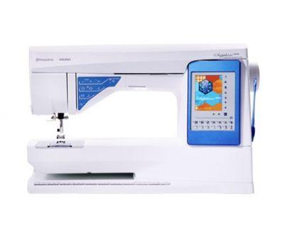 Husqvarna Shappire 960Q máquina