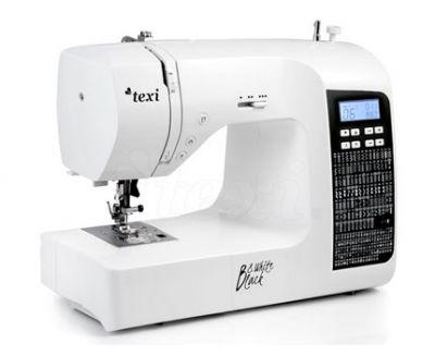 Maquina de coser Texi Black&White
