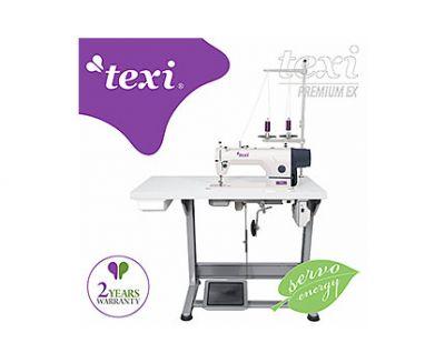 Maquina Industrial de Pespunte Texi Silence Premium EX
