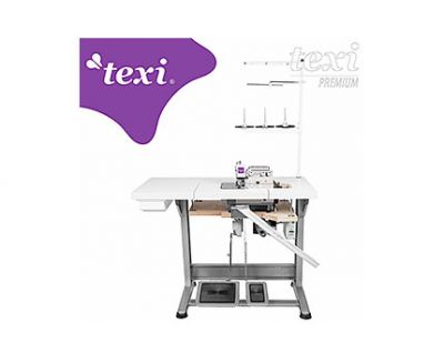 Remalladora  industrial Texi Tre 04 Premium