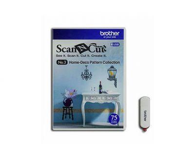 USB 3 Patrones Vinilos decorativos