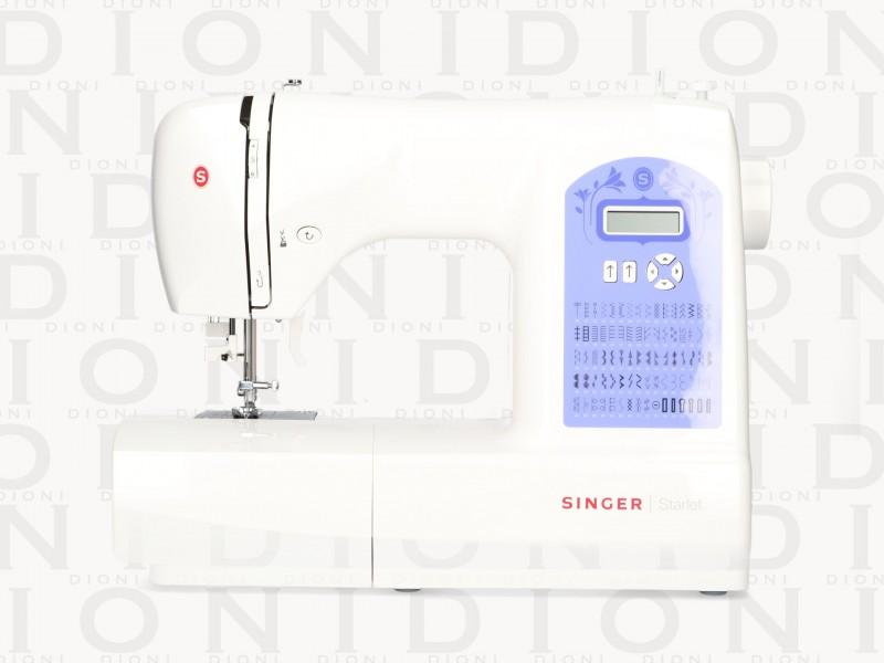 Máquina de coser Singer 6680