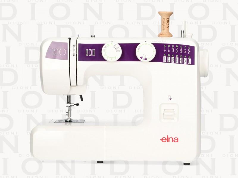 Máquina de Coser Elna 120
