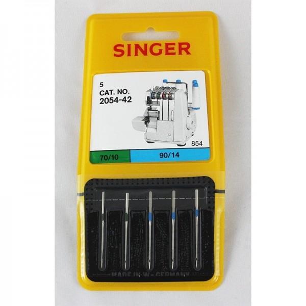 Agujas Singer 2054-42 70/10 90/14