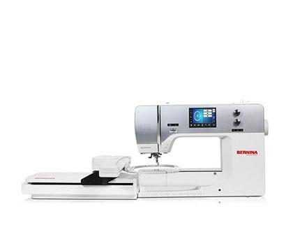 Maquina de coser y bordar BERNINA 770 QE