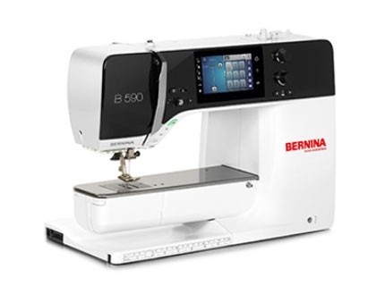 Máquina de coser y bordar Bernina 590