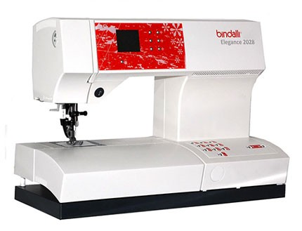 Máquina de Coser Bindalli Elegance 2028