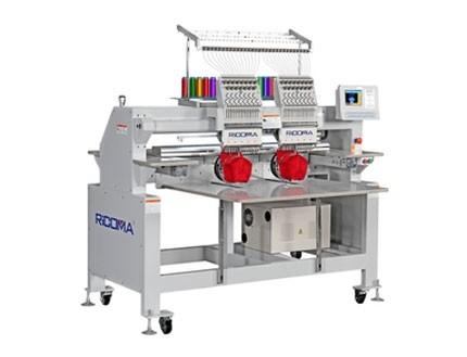 RICOMA CHT- 1202 Bordadora multicabezal serie CHT