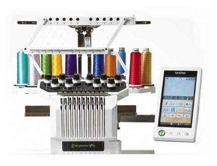 Maquina de bordar Pr-1050-x