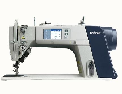 Machine à coudre Brother Nexio (S7300) piqueuse plate une aiguille point droit à grande vitesse. Brother S-7300A
