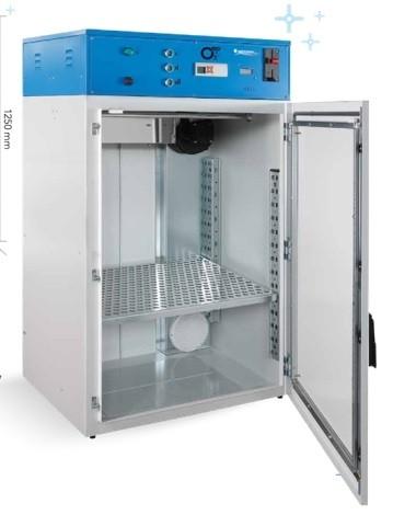 Cabina de ozono para desinfección