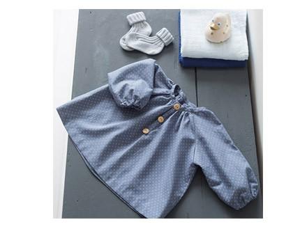 Práctica Camisa de bébé Agustín 3-6 meses