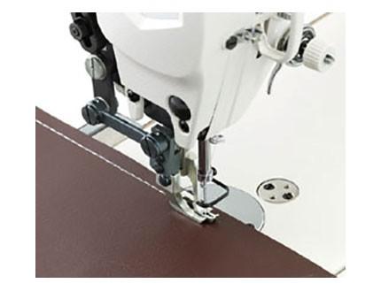 Máquina de coser industrial de doble arrastre, pata y diente. Juki DU 1181-N