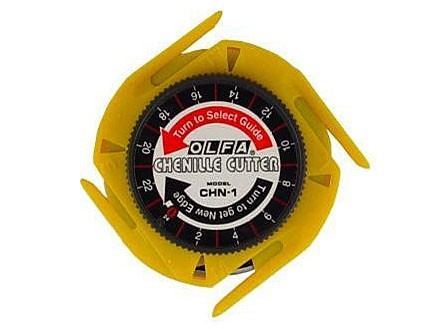 Cúter Chenilla para Patchwork