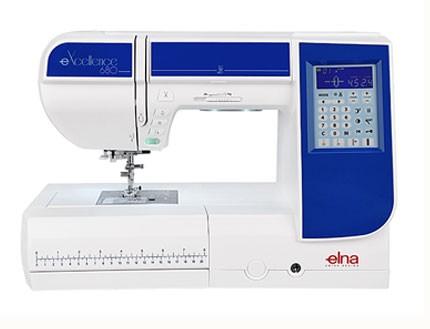 Máquina de Coser Elna 680 Excellence