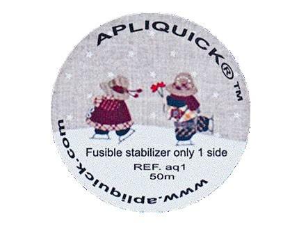 Friselina Apliquick para Patchwork