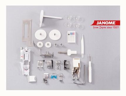 Máquina de coser Janome Skyline S5
