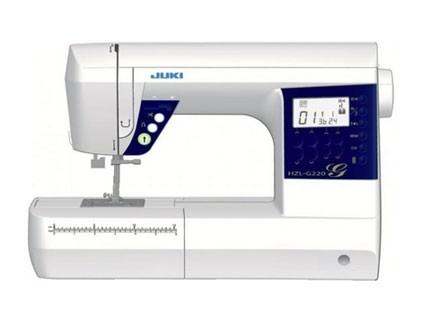 Máquina de coser Juki HZL G220