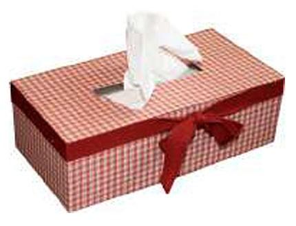Kit para hacer Caja para Pañuelos