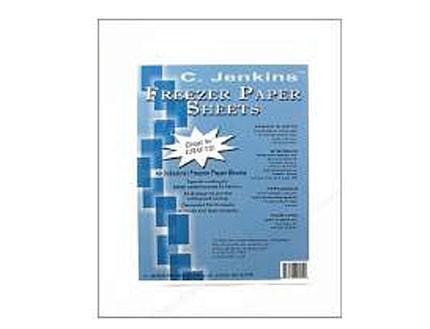 Laminas Freezer Paper