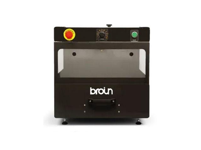 Máquina de pretratamiento Broin PTM-UV