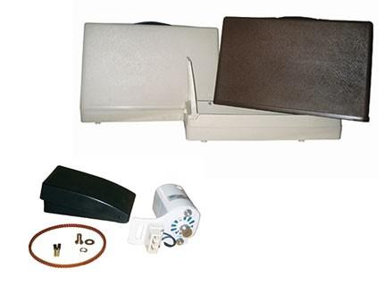 Kit Transformación maleta y motor