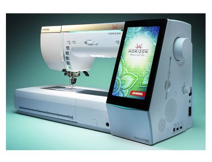 Máquina de coser y bordar Janome Memory Craft 15000 (MC15000 V2.0)
