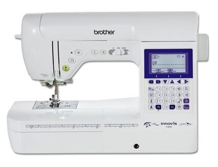 Máquina de coser brother F420