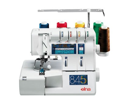 Remalladora Elna 845 Overlock