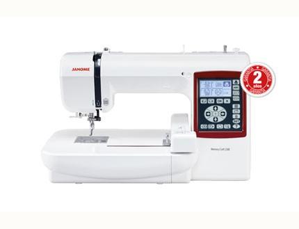 Máquina de bordar Janome MC230E