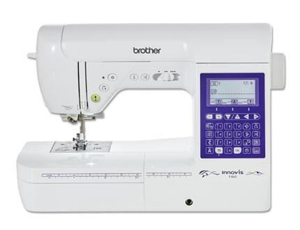 Maquina de coser brother F460