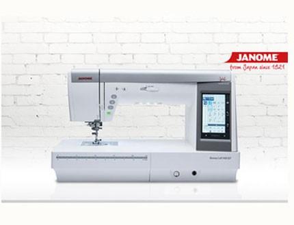Janome Memory Craft 9400